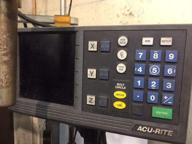 Fresadora manual universal