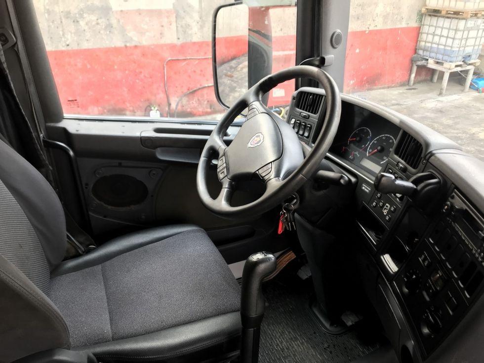 Camion grua Scania R480 Palfinger 60002