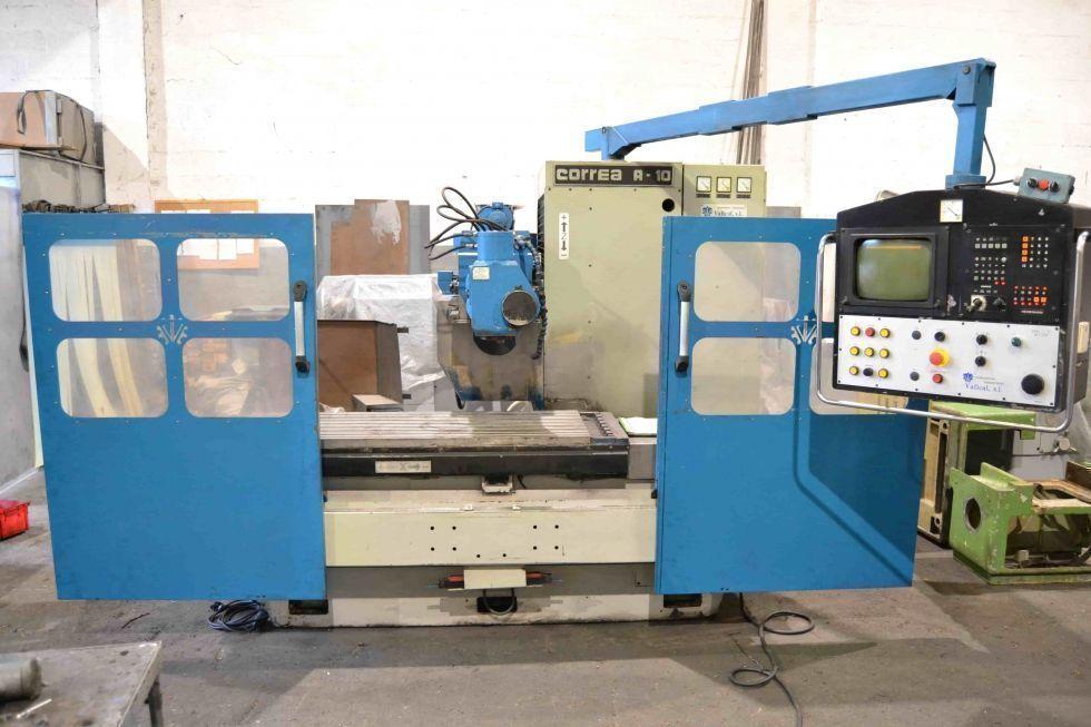 Fresadora CNC Correa A10