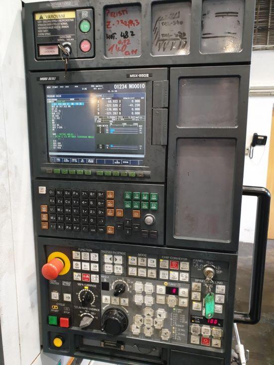 Deckel Maho DMU 60 T 5023 = Mach4metal