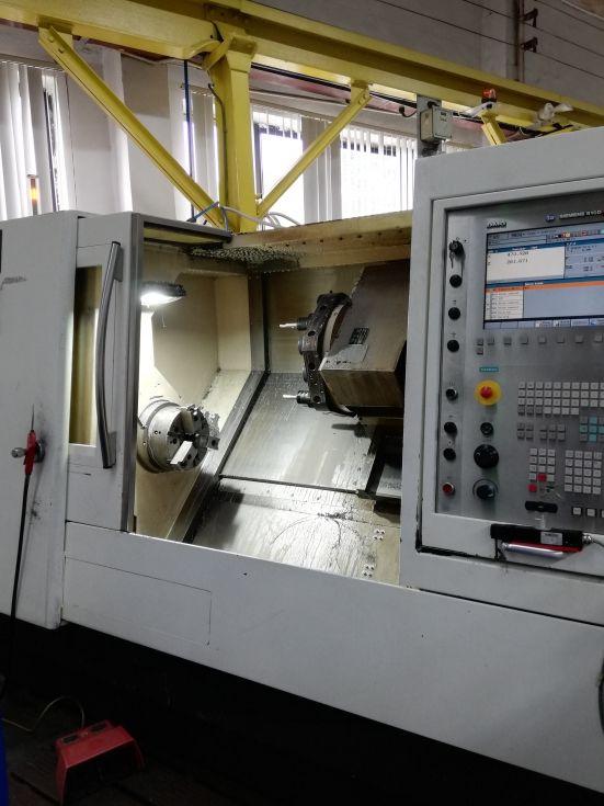 DMG CTX 510 eco C-axis 5027 = Mach4metal