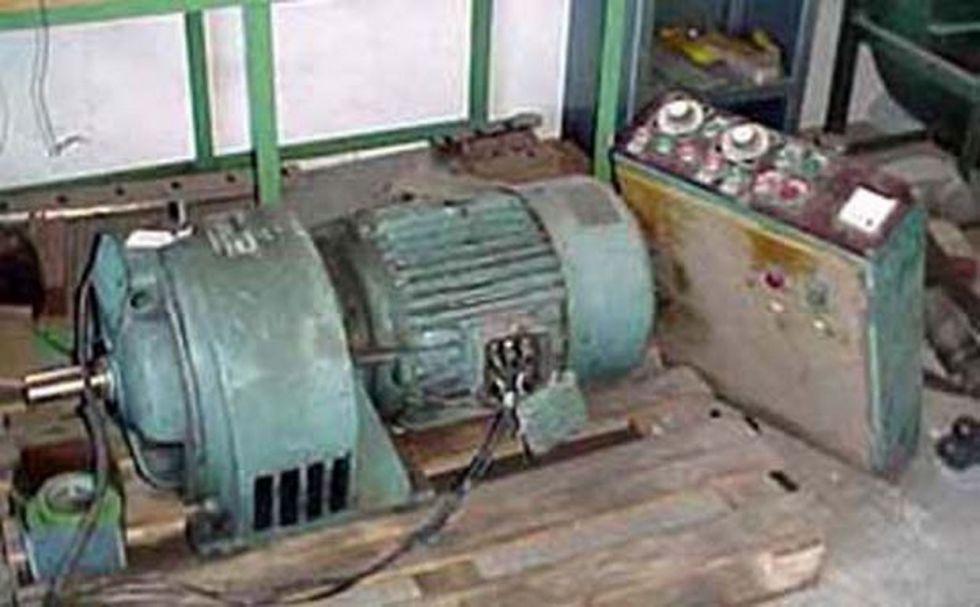 GT-841 Motor variador gt-841