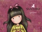Santoro's Gorjuss, de EDEBÉ LICESING: marca de diseño femenina