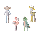 Muñecos Patudos, de SARO
