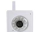Everywhere IP camera, de Miniland, permite ver directamente al bebé en el PC, smarthpone o tableta. Tiene un alcance de 100 metros y cuenta con visión nocturna.