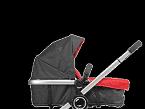 Urban, de Chicco, es un coche de paseo dúo transformable. El capazo se convierte fácilmente en silla reversible. Packs de colores intercambiables.