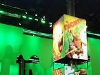Nickelodeon presentaba las marcas de sus series