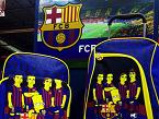 La imagen simpsonizada del F.C. Barcelona es una de las apuestas de CyP