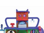Base Secreta PJ Masks, de BANDAI
