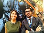 WARNER BROS.: Rosar Tévar y Félix Anguita, de Warner Bros. Consumer Products, presentaron algunas de sus propiedades como Batman, con el estreno de la película en 2016, Batman vs Superman; además del programa de licensing de Tom & Jerry