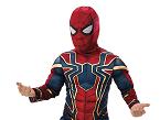 Disfraz Iron Spider Infinity War Premium, RUBIE'S