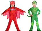 Disfraces PJ Masks, LIRAGRAM