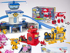 Juguetes Superwings, COLORBABY