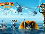 9. La tercera entrega de Madagascar (2012) recaudó unos 742 millones de dólares y fue la primera de la saga en ser rodada en 3D. Contó con las voces de Ben Stiller, Chris Rock y Sacha Baron Cohen, entre otros.
