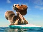 6. Ice Age: la formación de los continentes (2012) es la cuarta entrega de Ice Age. Rodada en 3D y de 20th Century Fox (producida por Blue Sky Studios), recaudó 877 millones de dólares. Es la película con peores críticas de la saga.