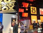 La Fox traía sus series y en especial los Simpson, que han cumplido 25 años