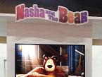 La rusa Masha and the Bear prosigue su asalto de los mercados internacionales de licensing