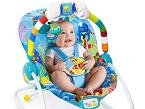 Ocean Rocker de Baby Einstein, KIDS II - MILLENIUM BABY