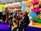 NICKELODEON: Dos de las propiedades más importantes para 2014 y 2015 son Las Tortugas Ninja y Bob Esponja, con estrenos cinematográficos, además de Dora la Exploradora y la nueva serie preescolar Paw Patrol