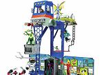 Rustbucket Vehículo Playset de Ben 10, de GIOCHI PREZIOSI