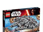 Millenniem Falcon LEGO Star Wars, LEGO