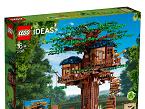Casa del Árbol, LEGO