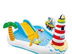 Centro de Juegos de Agua y Pesca, INTEX