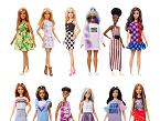 Barbie Fashionistas, MATTEL