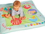Touch & play mat' Sophie la girafe, BB GRENADINE