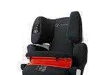 Transformer XT Pro, de Concord, es una silla auto de los grupos 1, 2 y 3 (9 meses a 12 años) con cojín de impacto. Dispone de un ajuste de inclinación de posición gradual mediante botón.