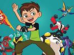 Ben 10, de TURNER: serie de televisión con contenido de acción dirigida a un target infantil de 4 a 9 años