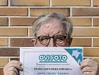 'Miradas' / Cuarto premio en el concurso OVIFOTO'20