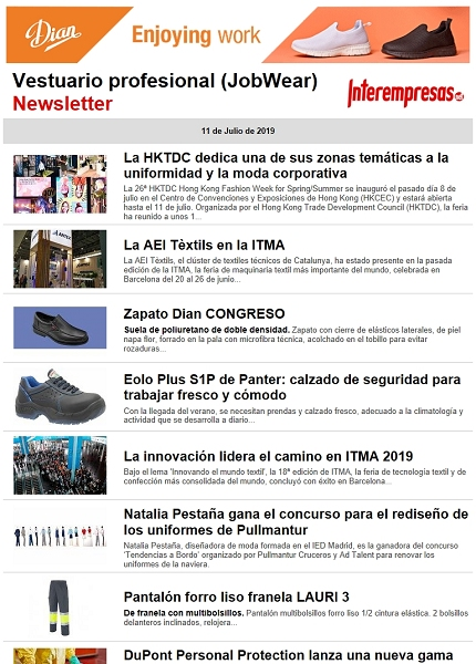 Newsletters / Alerts
