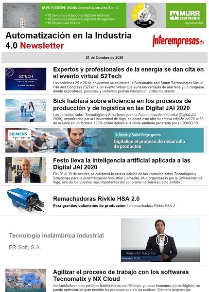 Automatización en la Industria 4.0