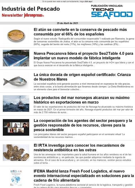 Industria del Pescado