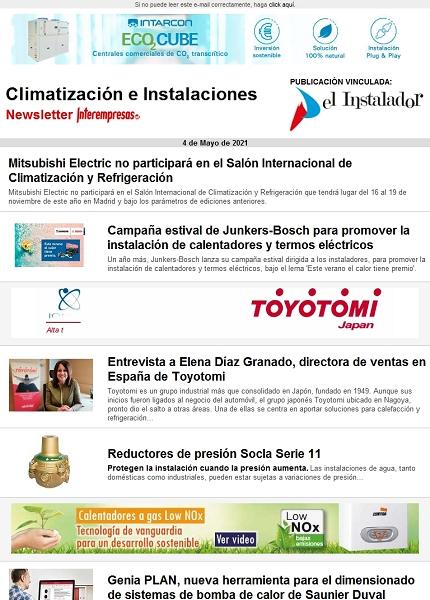 Climatización e Instalaciones