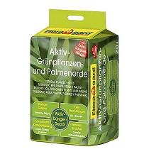 Sustratos activos para palmeras y plantas verdes