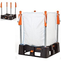 Portas 'Big-Bag' 1.000 litros