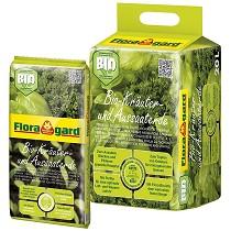 Sustratos bio para hierbas aromáticas sin turba