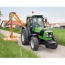 Tractores especializados