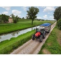 Tractores para labores en campo abierto