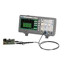 Osciloscopios digitales con dos canales