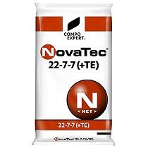 Fertilizante granulado con tecnología NET