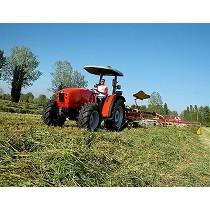 Tractores para campo abierto