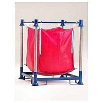 Porta big-bag acero