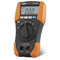 Multímetro digital de 31/2 dígitos cat iv con temperatura