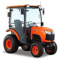Tractores diésel hidrostáticos