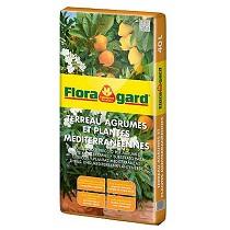Sustrato para cítricos y plantas mediterráneas