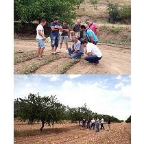 Aula de formación y visitas de campo