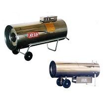 Calefactores autom�ticos HY-LO Serie DE